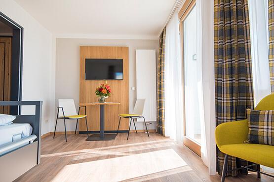 Reha-Appartement in der KWA Klinik Stift Rottal in Bad Griesbach