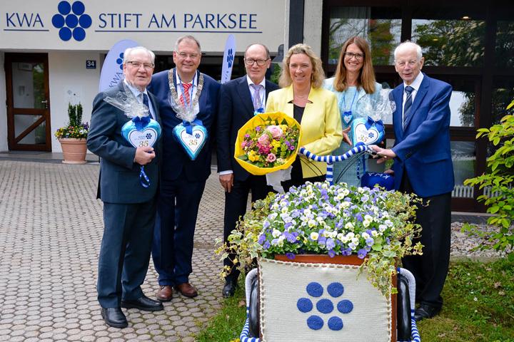 Festakt 35 Jahre KWA Stift am Parksee
