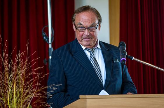 Prof. Dr. Manfred Matusza (Aufsichtsratsvorsitzender KWA)