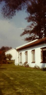 Wohn- und Heimatsitz der Familie Schulte in Johannesburg, Südafrika