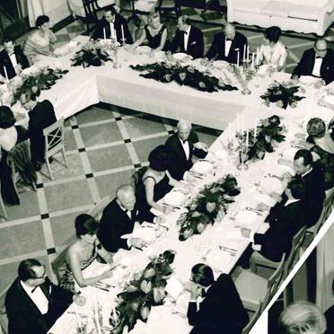 Copacabana Palace, 1962