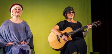 """""""Dein Theater"""" aus Stuttgart sorgte für ein grandioses Unterhaltungsprogramm und begeisterte die Gäste."""