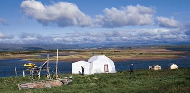 Bathurst-Inlet, Siedlung in Nunavut