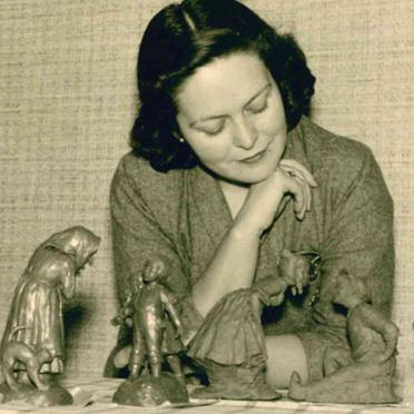 Eleonore Middelmann, 1954