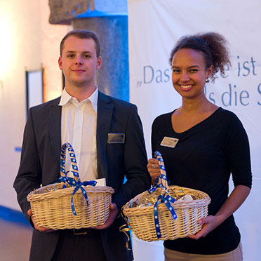 Jubiläumsfeier im Alten Rathaus in München: 50 Jahre KWA.