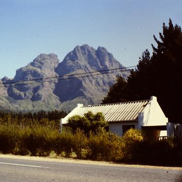 Die Winelands von Kapstadt