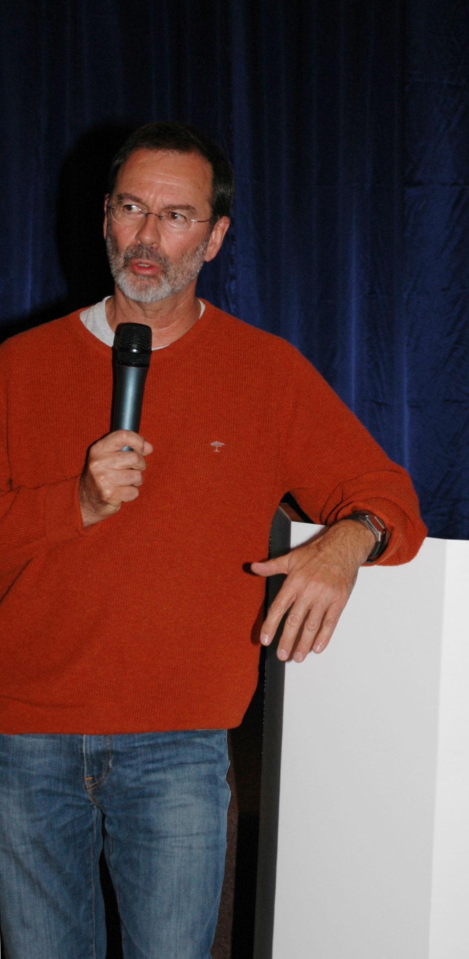 Prof. Dr. Hans Förstl im KWA Stift Rottal bei der Jubiläumsfeier 50 Jahre KWA