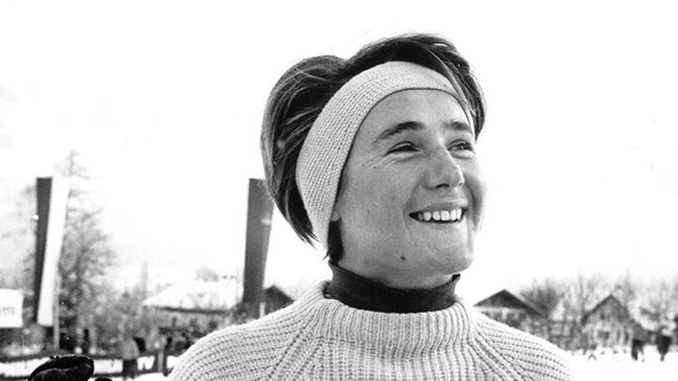 Heidi Biebl 1963.