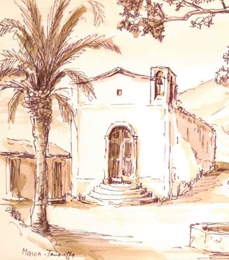 Bilder und Zeichnungen von Eleonore Middelmann, Bewohnerin im KWA Parkstift Aeskulap