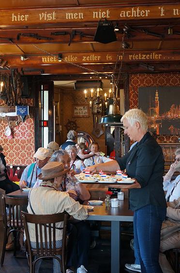 Verkostung in Hoorn