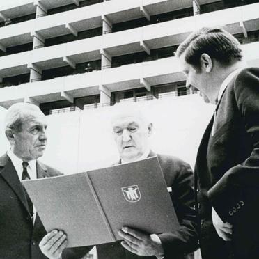 Georg-Brauchle-Haus 1970