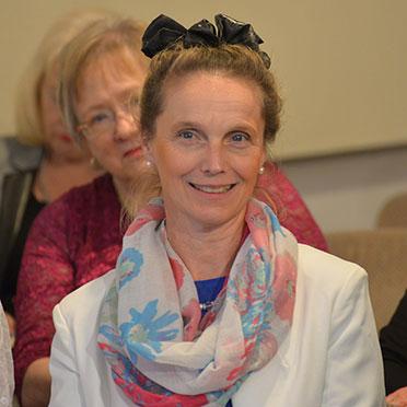 Dr. Susanne Eick-Wildgans, Stiftsbeiratsvorsitzende für den Wohnbereich Pflege im KWA Hanns-Seidel-Haus.