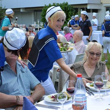50 Jahre KWA - Jubiläumsfeier im KWA Parkstift St. Ulrich