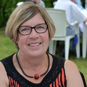 Karin Ihringer, Leitung Marketing und Kundenbetreuung KWA