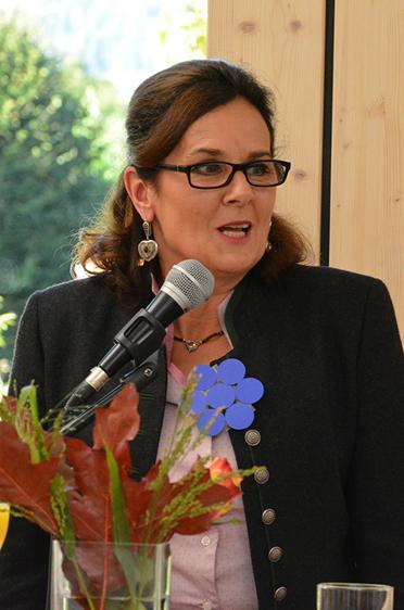 Stiftsdirektorin Lisa Brandl-Thür