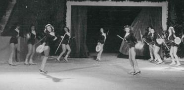 Erika Kather - Tanz auf dem Eis