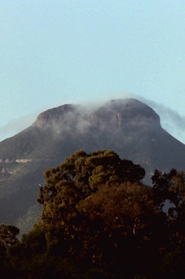 Bergblick, Südafrika