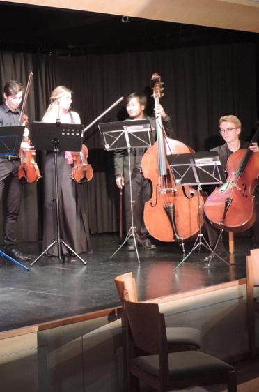 Klassisches Abschlusskonzert mit dem Jugendkammerorchester Violonissimo