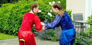Tag der offenen Gartenpforte im Caroline Oetker Stift