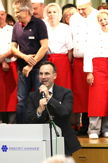 40 Jahre KWA Parkstift Hahnhof und 50 Jahre KWA - Jubiläumsfeier