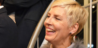 Stiftsdirektorin Gisela Hüttis