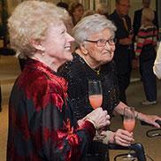 Willkommen zur 50-Jahre-KWA-Feier im Albstift in Aalen.