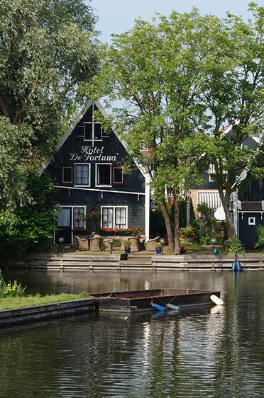 Edam - ein sehr authentisches holländisches Dorf am IJsselmeer