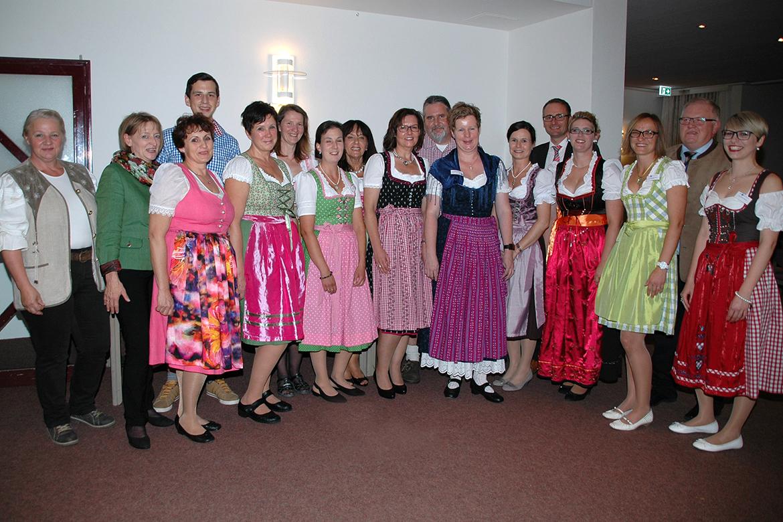 50-Jahre-KWA-Feier im KWA Stift Rottal in Bad Griesbach