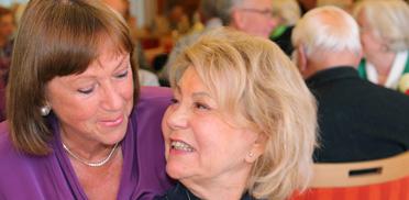 50 Jahre KWA - Jubiläumsfeier im KWA Parkstift Rosenau