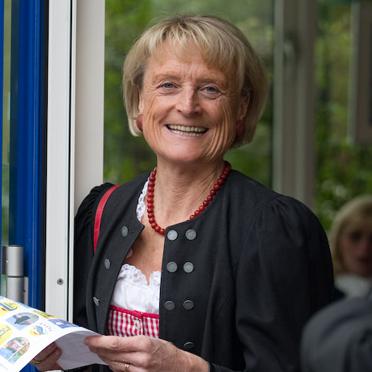 Professor Renate Hermann von der Hochschule Ansbach