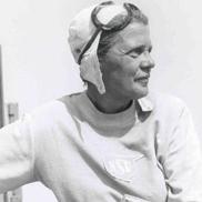 Ilse Thouret im Jahr 1935