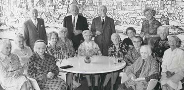 Zu Gast im Hanns-Seidel-Haus