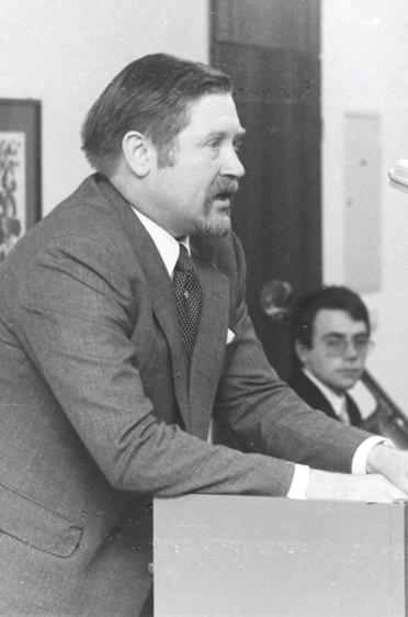 Hermann Beckmann im Parkstift Rosenau