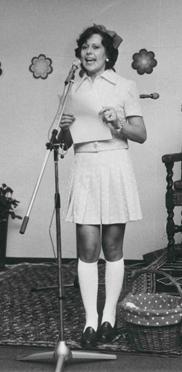 Sieglinde Wurst, langjährige Kundenbetreuerin in der Rosenau