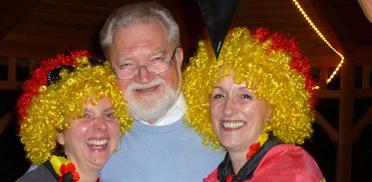 In der EM-Lounge, 50 Jahre KWA - Jubiläumsfeier im KWA Parkstift St. Ulrich