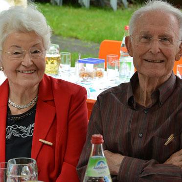 Jubiläumsfeier im KWA Georg-Brauchle-Haus