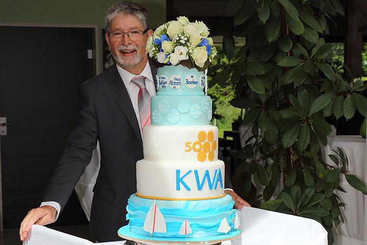 50-Jahre-KWA-Feier im KWA Parkstift Rosenau
