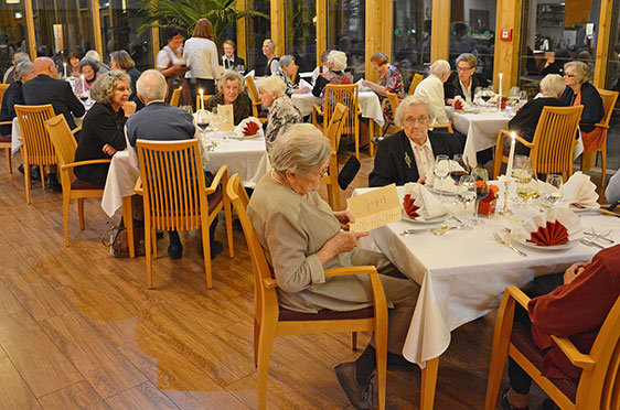 Feier im KWA Hanns-Seidel-Haus in Ottobrunn zu Ehren von 50 Jahren KWA.