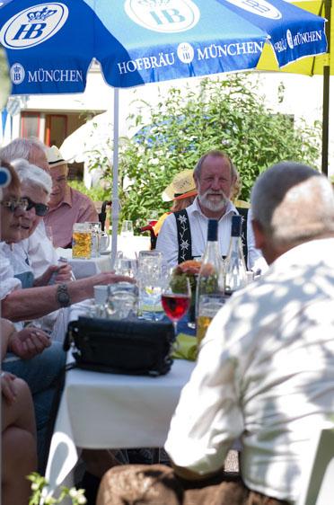 Jubiläumsfeier im KWA Luise-Kiesselbach-Haus
