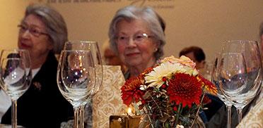 Gäste bei der 50-Jahre-KWA-Feier im Albstift.