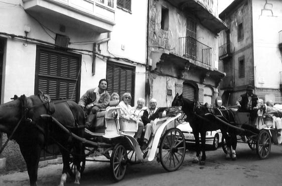 KWA Reisen gibt es seit 1998 - hier ein Bild von der ersten Reise nach Mallorca, Las Palmas