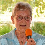Christa Eckert, Vorsitzende des Pflegebeirats im KWA Parkstift Aeskulap in Bad Nauheim