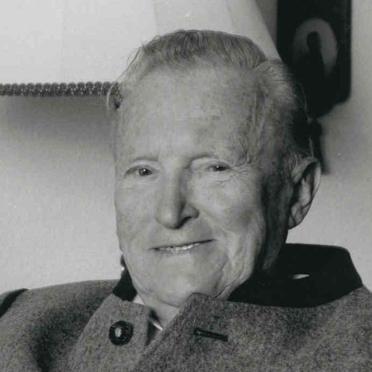 Ministerialrat a.D. Dr. Heinz Wirsching - er engagierte sich sehr für den Verein