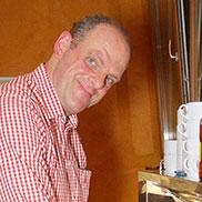 In der Küche des KWA Hanns-Seidel-Hauses wird immer noch gebrutzelt.
