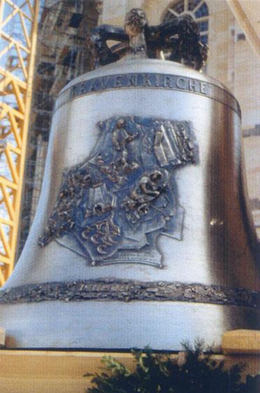 Größe Glocke: Jesaja (1750 kg)