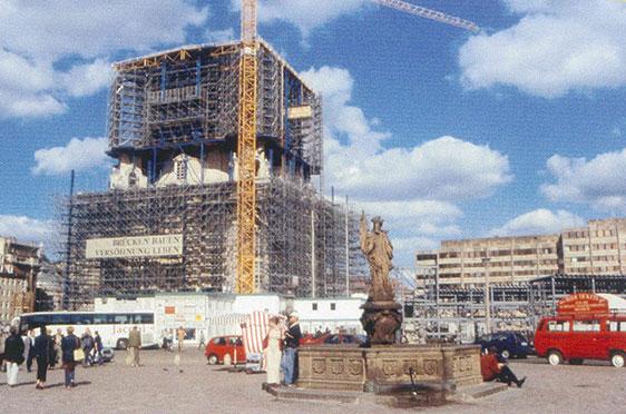 Juni 2002: Dachstellung 5