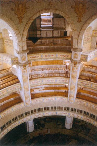Hauptkirchenraum nach Nordwest (Mai 2004)