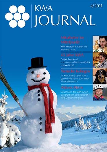 KWA Journal 4/2011