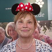 Heute noch so beliebt wie vor 90 Jahren: Die Haarschleife von Minnie Mouse.