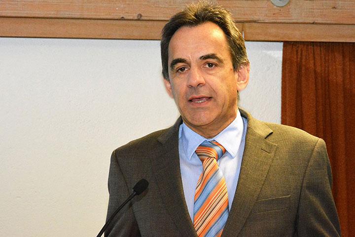 Dr. Markus Leser, Gerontologe, Leiter des Fachbereichs Alter bei CURAVIVA Schweiz – Verband Heime und Institutionen